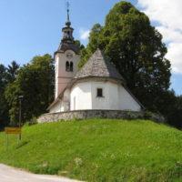 Cerkev v Smrečju
