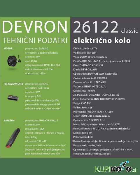 Devron 26122 CLASSIC (7p)