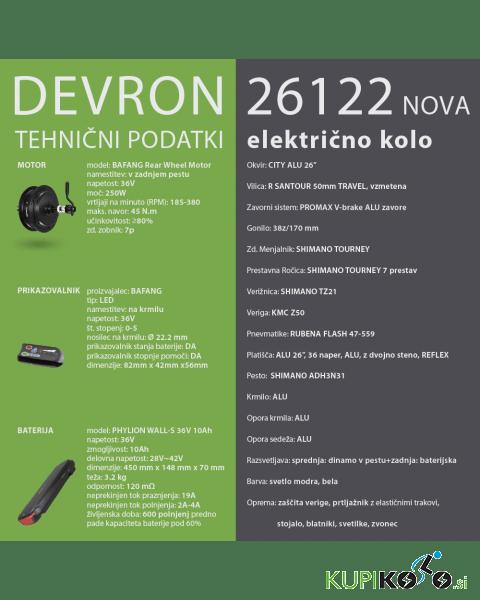 Devron 26122 NOVA (7p)