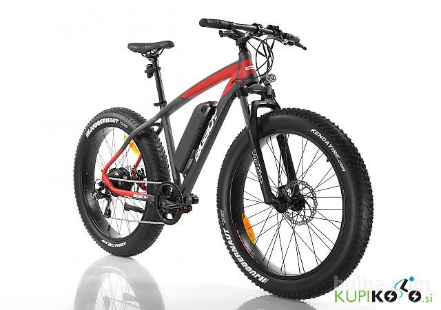 Ostalo Apollo Big Boy fatbike E-bike