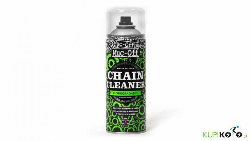 Muc-Off čistilo za verigo in zobnike