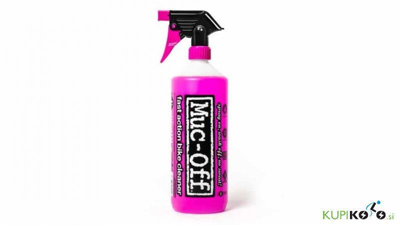 Muc-Off Nano Tech, čistilo za kolo 1L