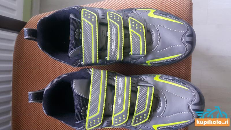 Prodam  kolesarske čevlje