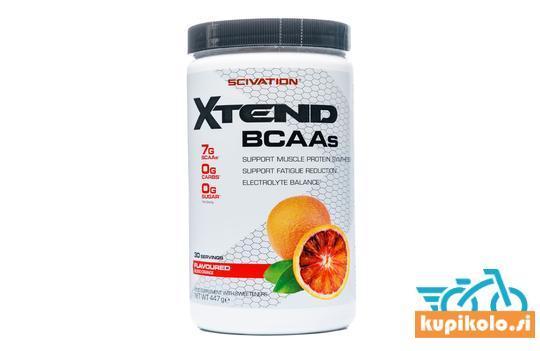 SCIVATION XTEND BCAA - 30 SERVIRANJ - AMINOKISLINE Z ELEKTROLITI
