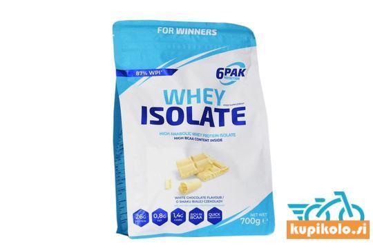 WHEY ISOLATE - 700G
