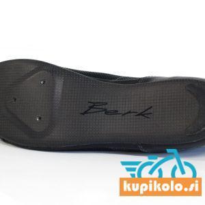 BERK karbon-leather kolesarski čevlji Sito