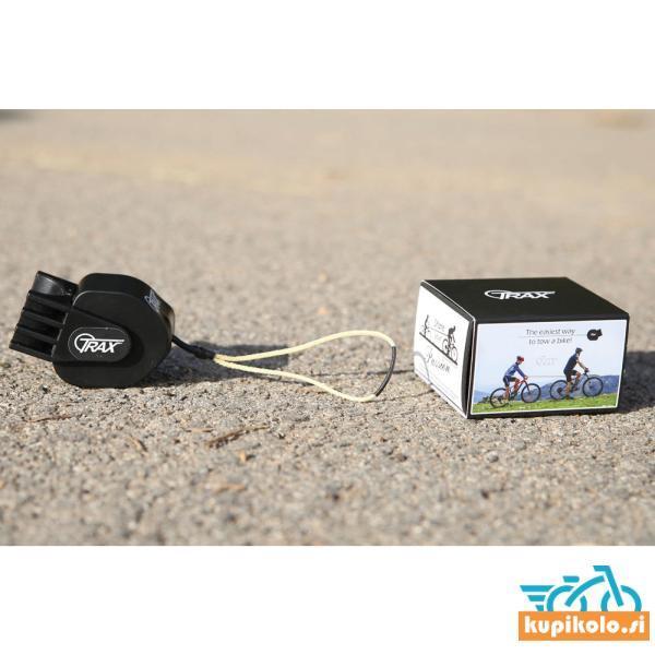 Vlečna kolesarska vrv - TRAXmtb