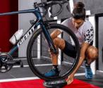 Podstavek prednjega kolesa Elite Sterzo Smart
