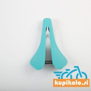 Kolesarski sedež Berk Lupina Turquoise padded combo