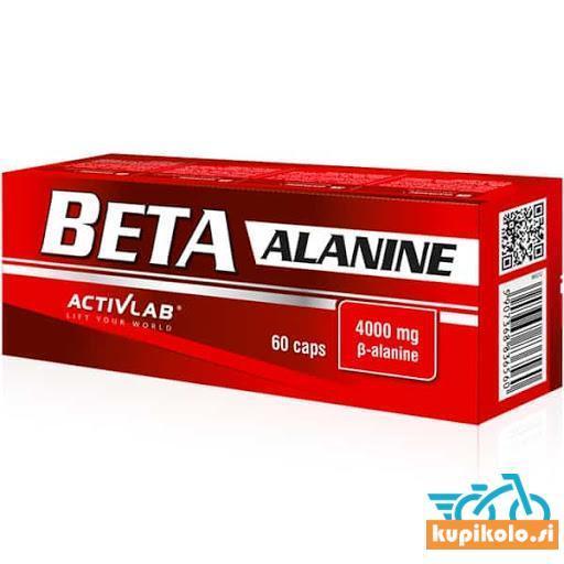 BETA ALANIN - 60 KAPSUL