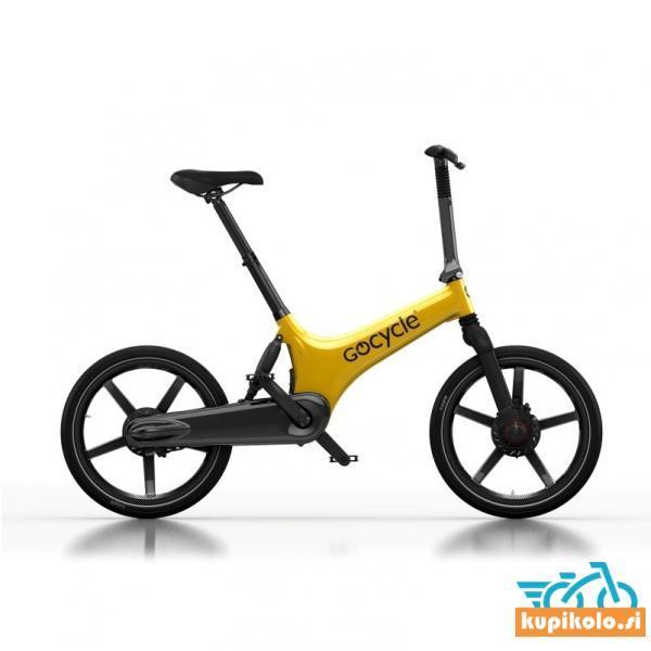 GoCycle Zložljivo kolo Gocycle G3C