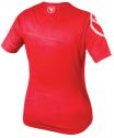 Endura dres SingleTrack T Red - Ženski
