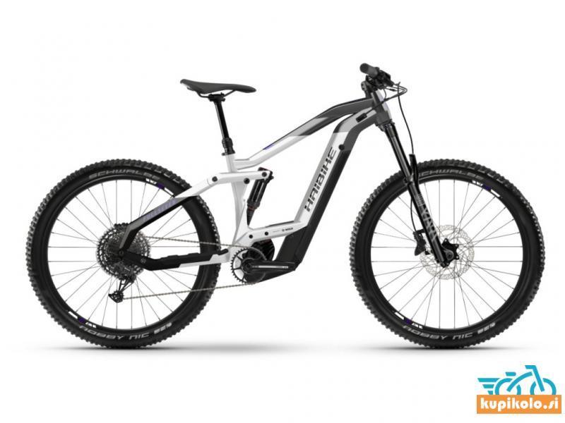 Haibike Električno kolo Haibike FullSeven 8 i625Wh anthr./white/black 2021