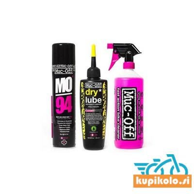 MUC-OFF SET CLEAN/PROT/LUBE DRY