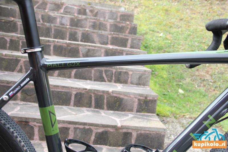 Ostalo Gravel kolo Merlin Malt G2X GRX velikost 53
