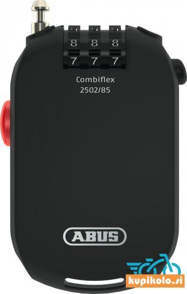 2502/85 Combiflex ključavnica z izvlečno pletenico