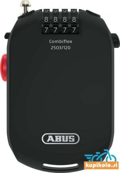 2503/120 Combiflex ključavnica z izvlečno pletenico