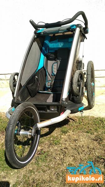Prikolica trailer Thule Chariot sport 1