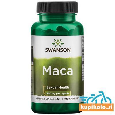 SWANSON MACA - 100 KAPSUL