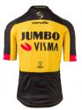 AGU Replika Jersey SS Team Jumbo Visma Otroški 2021