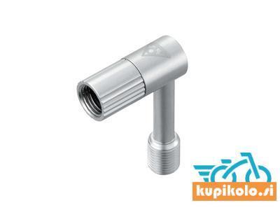 Topeak Adapter Pressure-Rite Avto ventil