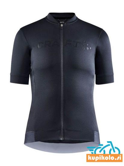 Ženska kolesarska kratka majica/dres CRAFT Essence Jersey, temno siva