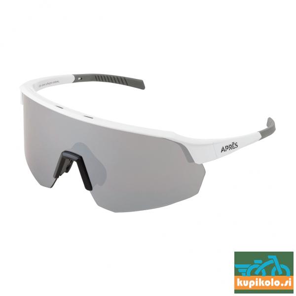Kolesarska očala Graphite White Dopers 2.0