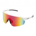 Kolesarska očala Iridiscent White Dopers 2.0