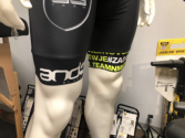 Kolesarske hlače JB team by Andraž - moško