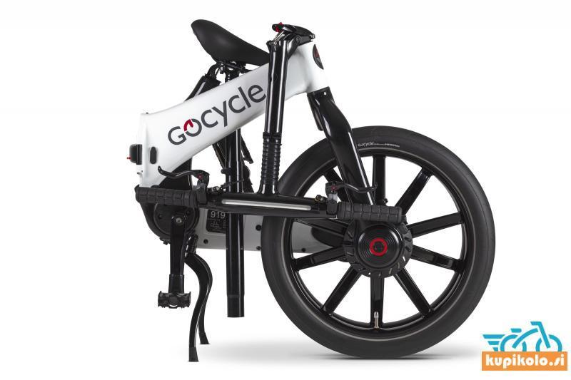 GoCycle G4i bele barve