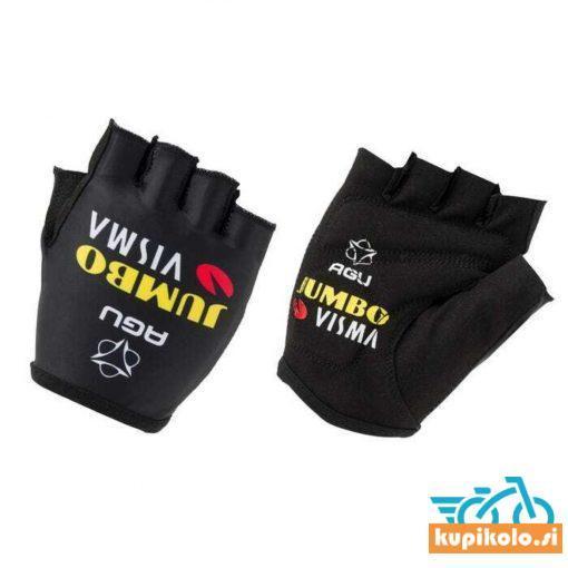 Kolesarske rokavice Jumbo Visma