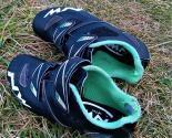 Kolesarski čevlji 43 in 34 SPD NORTHWAWE