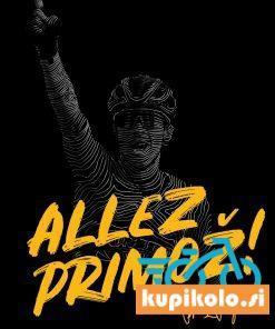 Ženska Allez Primož Tour de France 2021 Majica