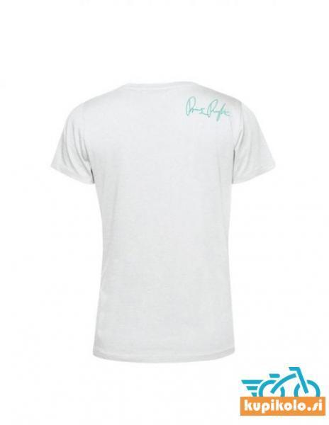 Ženska majica PR – bela