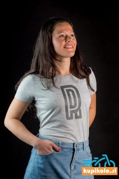Ženska majica PR – siva