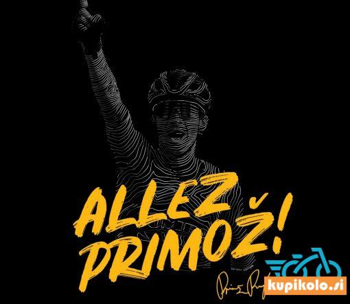 Allez Primož Tour de France 2021 Majica