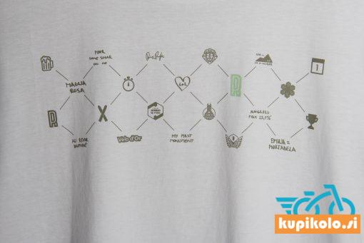Majica Memory Web Bela