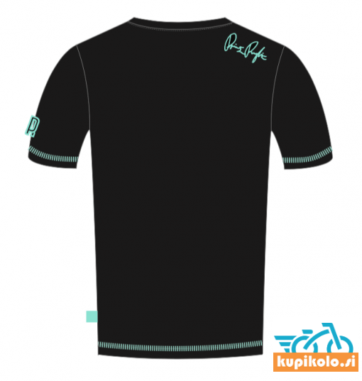 Moška majica PR – črna