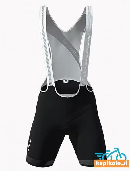 4KAAD Kolesarske hlače BIB Giro Power black