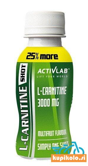 ACTIVLAB - L-CARNITINE SHOT - 3000MG