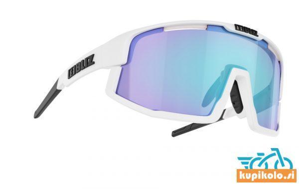 Bliz očala Active Vision white blue