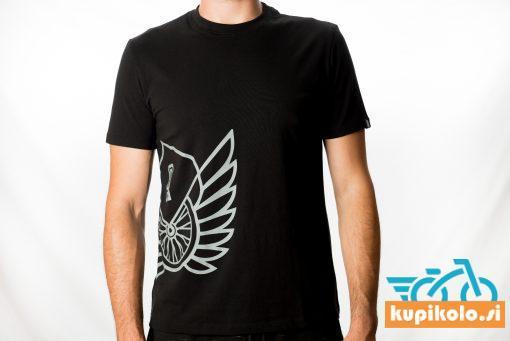 Majica Wing Črna