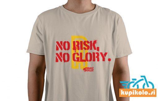 NO risk, NO glory.