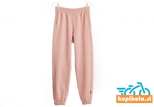 Ženske hlače Nude Pink
